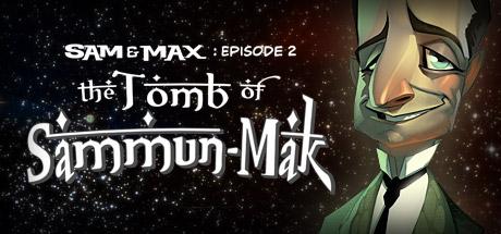 Sam & Max 302: The Tomb of Sammun-Mak Cover Image