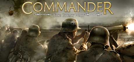 Commander: The Great War Cover Image