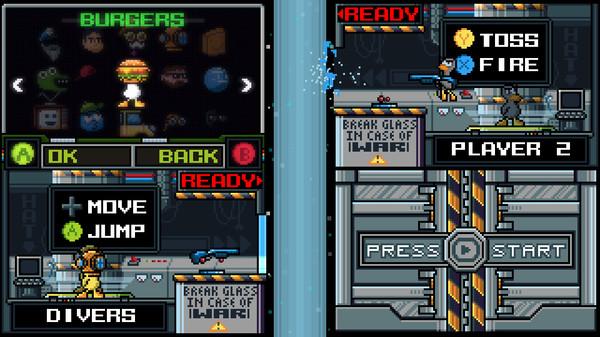 Скриншот №2 к Duck Game