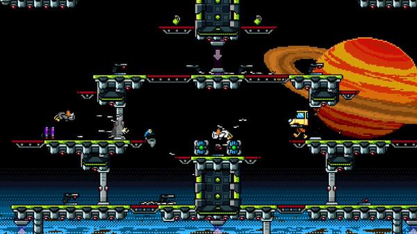Скриншот №3 к Duck Game