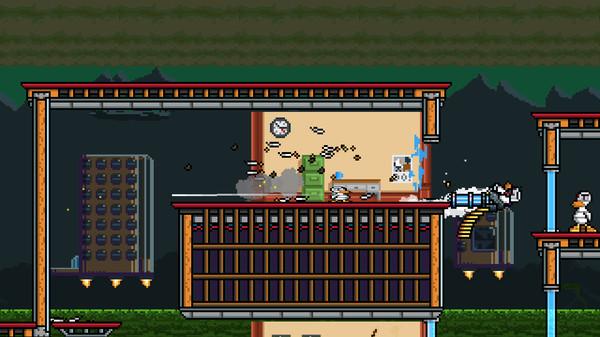 Скриншот №8 к Duck Game