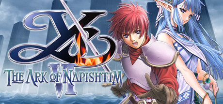Ys VI: The Ark of Napishtim Cover Image
