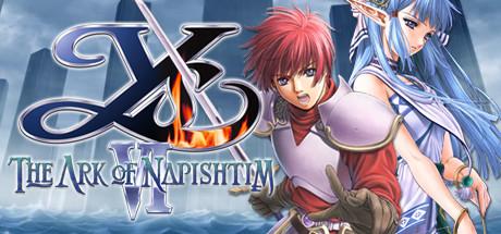 Ys VI: The Ark of Napishtim Cover Image
