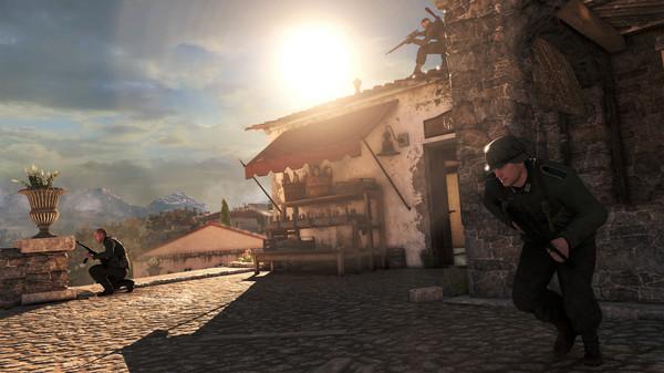 Скриншот №18 к Sniper Elite 4