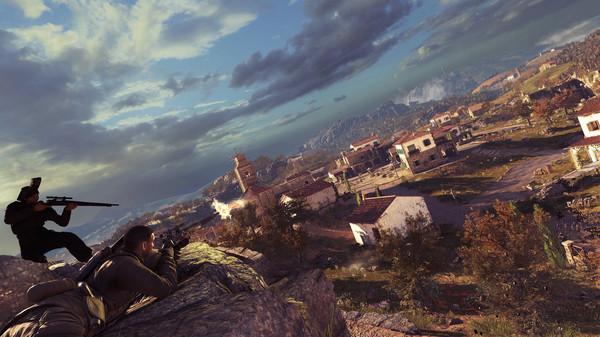 Скриншот №4 к Sniper Elite 4