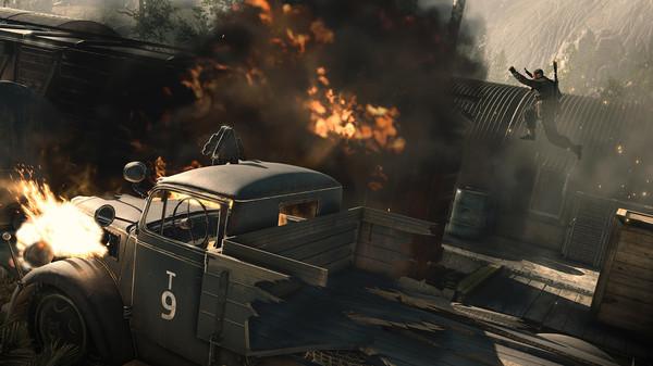 Скриншот №10 к Sniper Elite 4