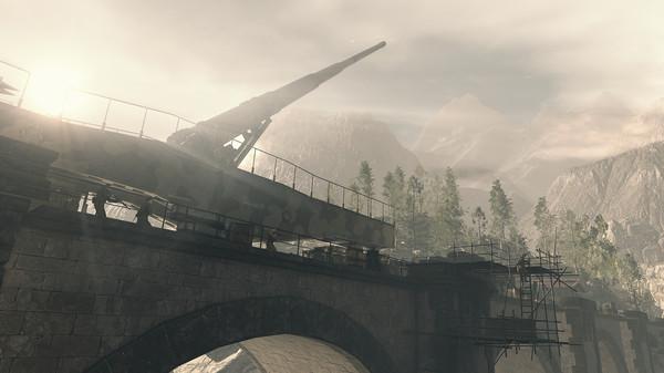 Скриншот №7 к Sniper Elite 4