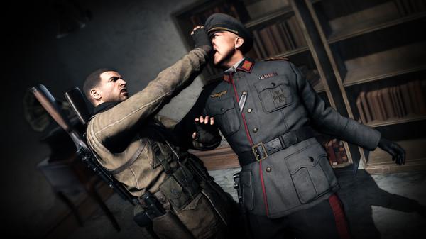 Скриншот №9 к Sniper Elite 4