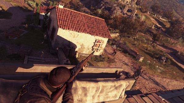 Скриншот №19 к Sniper Elite 4