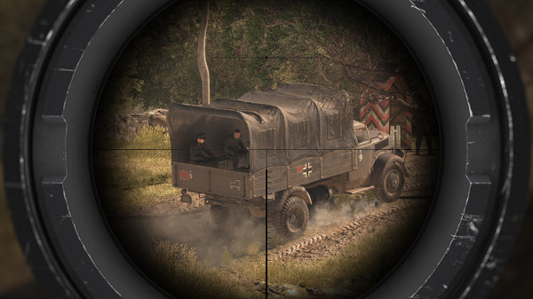 Скриншот №12 к Sniper Elite 4