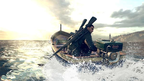 Скриншот №11 к Sniper Elite 4