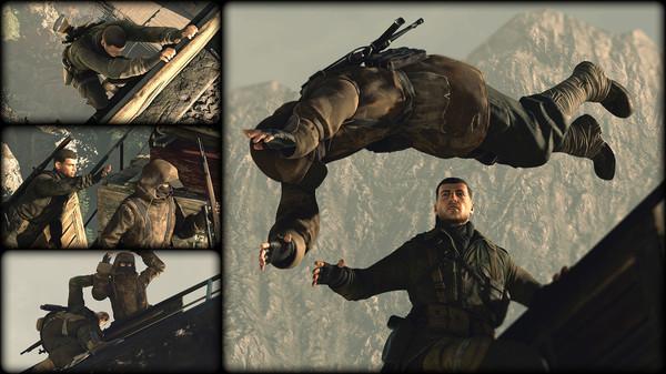 Скриншот №13 к Sniper Elite 4