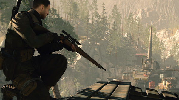 Sniper Elite 4 3DM Crack PC Free Download