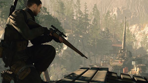 Скриншот №14 к Sniper Elite 4