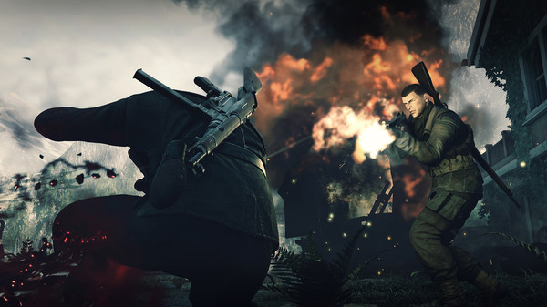 Скриншот №8 к Sniper Elite 4
