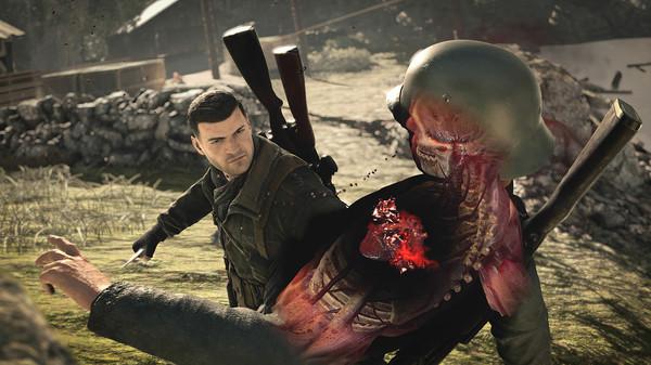 Скриншот №5 к Sniper Elite 4