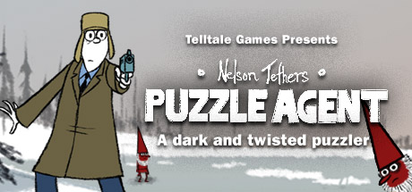 Puzzle Agent Cover Image
