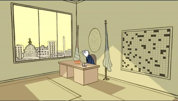 Puzzle Agent скриншот