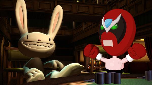 Poker Night at the Inventory скриншот