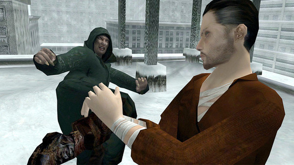 Скриншот №9 к Fahrenheit Indigo Prophecy Remastered