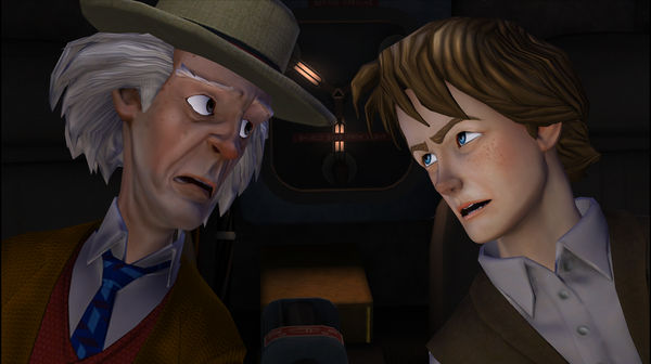 скриншот Back to the Future: The Game 4