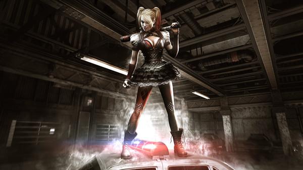 Скриншот №3 к Batman™ Arkham Knight - Harley Quinn Story Pack