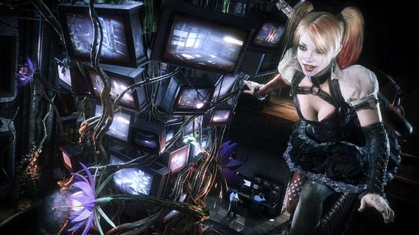 Скриншот №1 к Batman™ Arkham Knight - Harley Quinn Story Pack