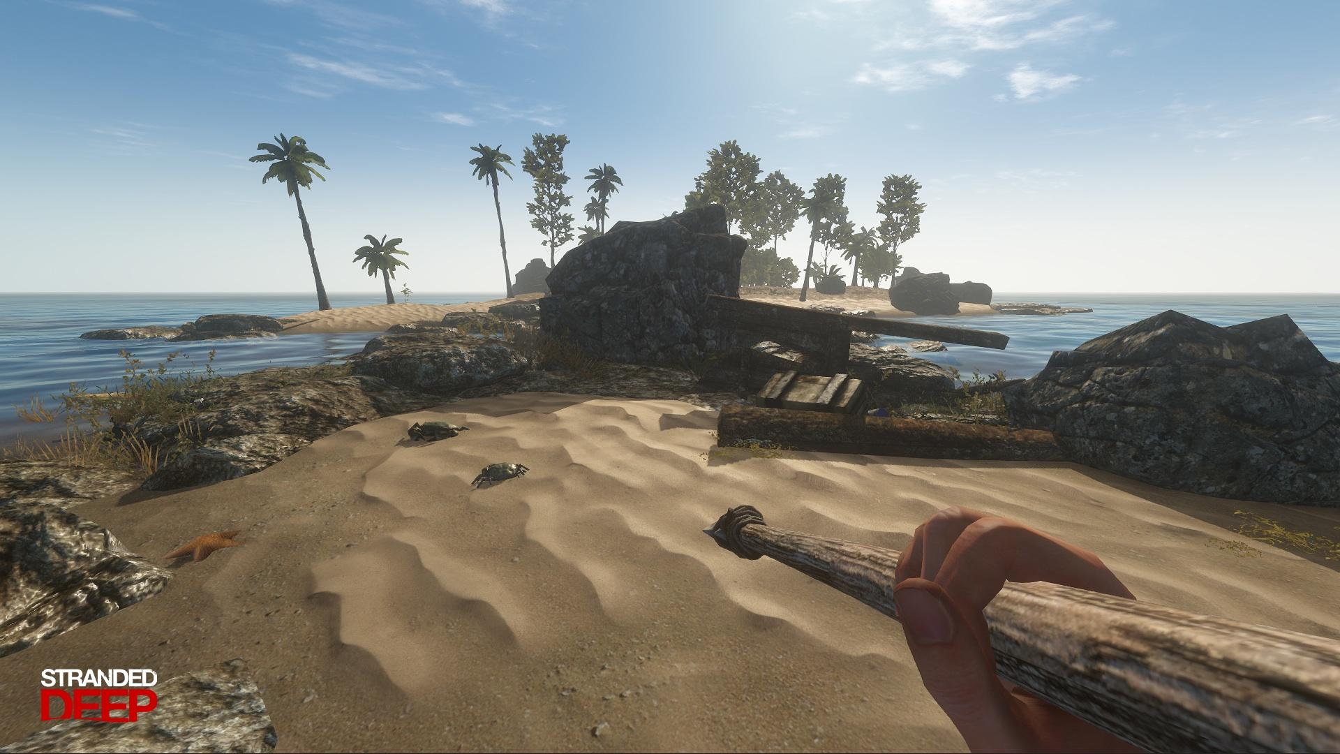 Stranded Deep Screenshot 1