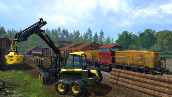 Скриншот №9 к Farming Simulator 15