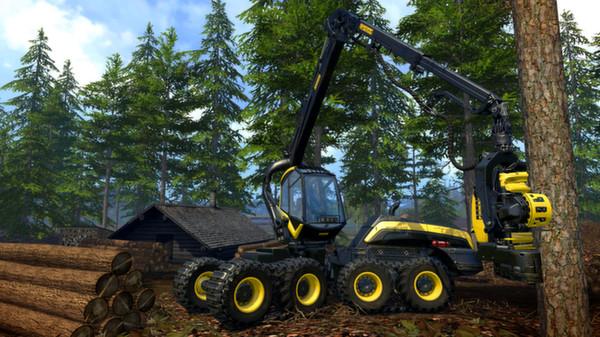 Скриншот №7 к Farming Simulator 15