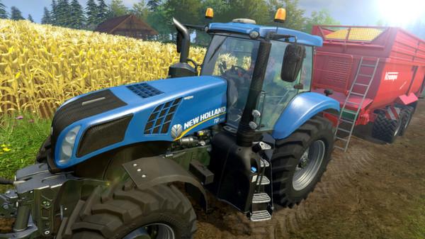 Скриншот №3 к Farming Simulator 15
