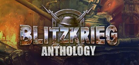 Blitzkrieg Anthology Cover Image