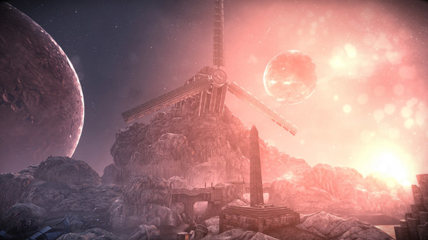 Скриншот №2 к The Solus Project
