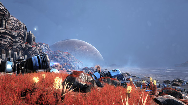 The Solus Project скриншот