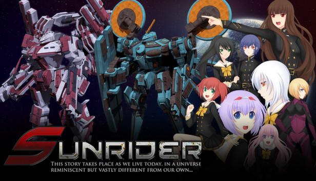 Sunrider Games