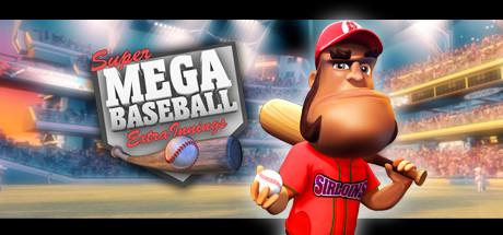 Super Mega Baseball: Extra Innings Cover Image