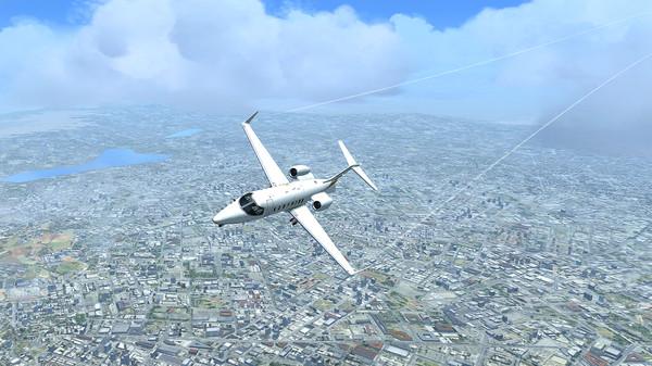 Microsoft Flight Simulator X скриншот