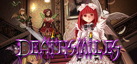 Deathsmiles Cover Image
