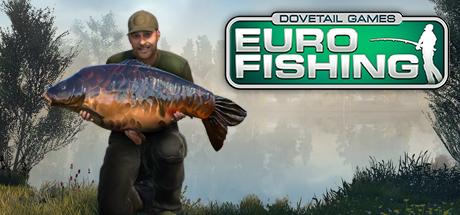 Euro Fishing Cover Image