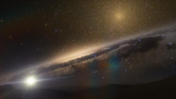 Скриншот №4 к SpaceEngine