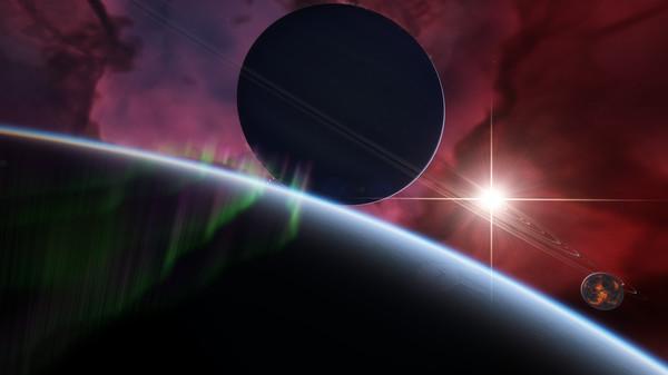 Скриншот №1 к SpaceEngine