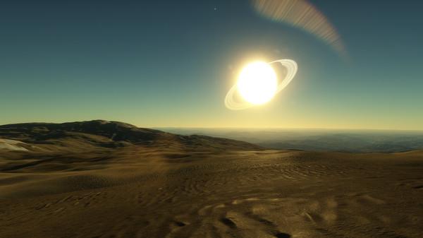 Скриншот №35 к SpaceEngine