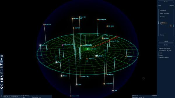 Скриншот №31 к SpaceEngine