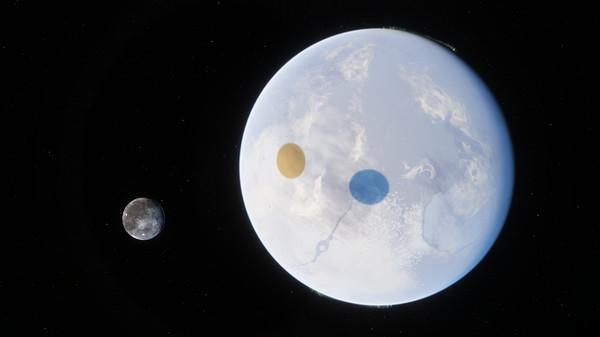 Скриншот №20 к SpaceEngine