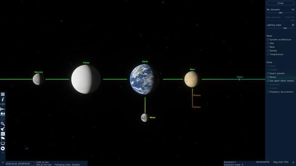Скриншот №29 к SpaceEngine