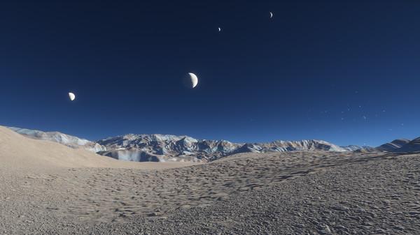 Скриншот №6 к SpaceEngine