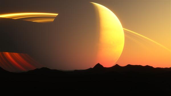 Скриншот №5 к SpaceEngine