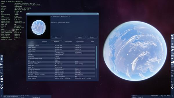 Скриншот №33 к SpaceEngine
