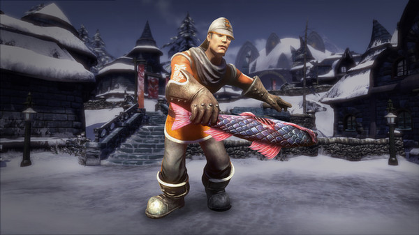Скриншот №4 к Fable Anniversary - Scythe Content Pack