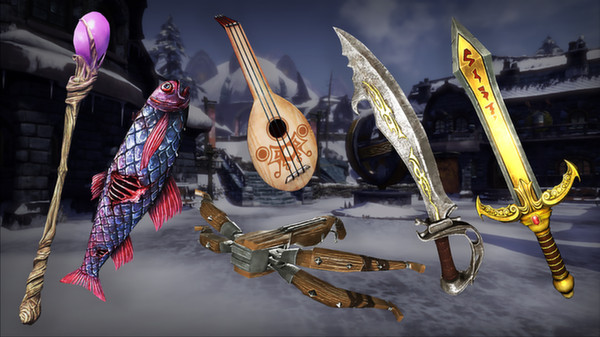 Скриншот №2 к Fable Anniversary - Scythe Content Pack